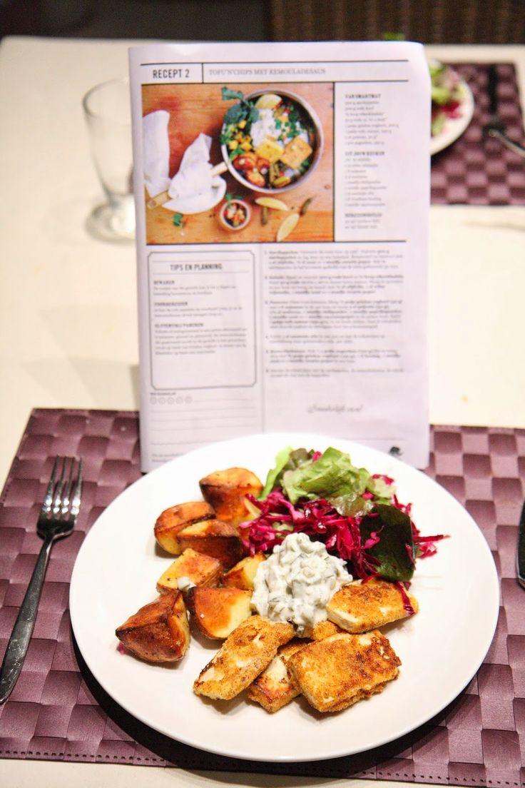 aMuse Rouge deelt een Smartmat-recept: tofu 'n' chips met remouladesaus - http://www.volrecepten.nl/r/amuse-rouge-deelt-een-smartmat-recept-tofu-n-chips-met-remouladesaus-5003236.html