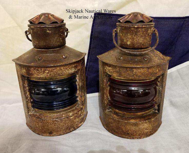 Fresnel Glass Restoration Bath Light: 187 Best Nautical Lamps, Lighting, Lamp Shades & Lamp