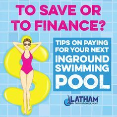 17 best ideas about swimming pool cost on pinterest - Best way to finance a swimming pool ...
