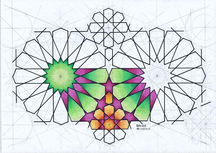 #fractal #hexagon #symmetry #geometry #mathart #regolo54 #Escher #circle #triangle #ink #pencil #star