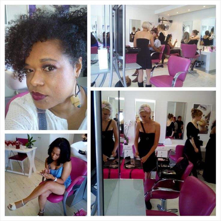Cape Town Hair and Beauty Show 2014 (Behind the scenes) CTHBS http://capetownhairshow.co.za/