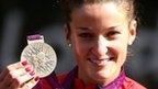 Lizzie Armitstead wins a medal in London 2102 Olympics