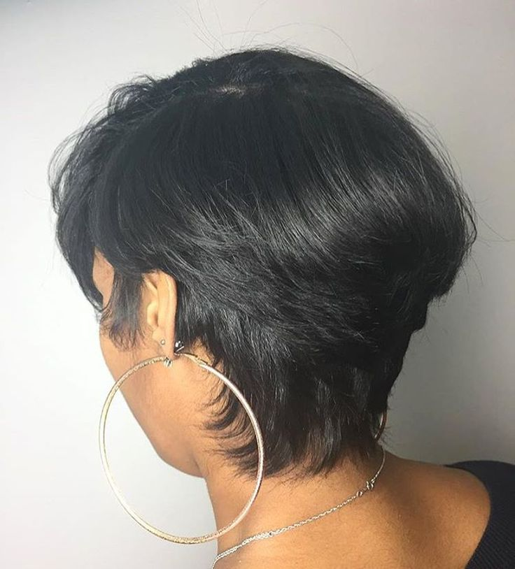 25 Best Ideas About Short Black Hairstyles On Pinterest