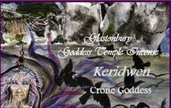 Goddess Temple Incense for Keridwen