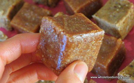 Two Ingredients, Two Ways, Caramel Fudge