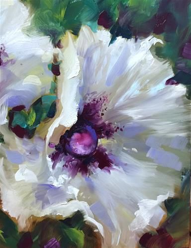 """Paint With Me Online! Brilliant Color Bootcamp Registration Opens Oct. 27"" original fine art by Nancy Medina"