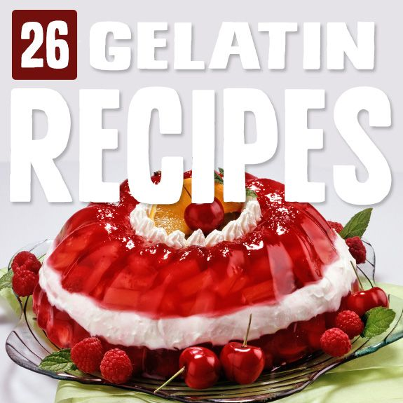 26 Paleo Gelatin Recipes