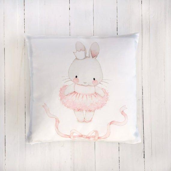 Pillow for girls BALLERINA Nursery
