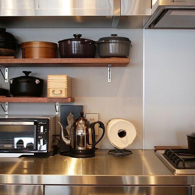 都内のヴィンテージマンションの一住戸を購入したyさん一家 キッチンの
