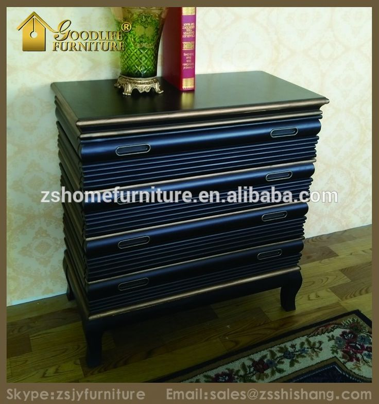 Modern 4-Drawer Wooden Storage Bombay Chest, View 4-drawer bombay chest, Shishang Product Details from Zhongshan Shishang Furniture Co., Ltd. on Alibaba.com