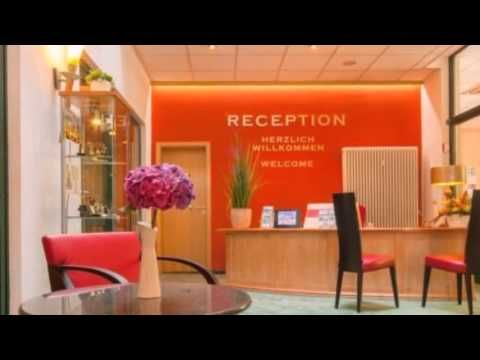 Suite Hotel Leipzig - Leipzig - Visit http://germanhotelstv.com/citypartner-suite-leipzig This 4-star suite hotel is located a 10-minute walk from Paunsdorf Train Station and 5 km from Leipzig city centre. It offers spacious suites underground parking and a sauna area. -http://youtu.be/z8O5tOo4RAU