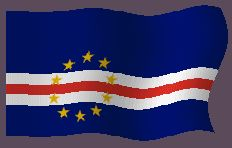 Banderas animadas de Cabo Verde en formato de gifs animados para poner en tu página web, son imágenes gratuitas animadas para diseño web. Bandera animada de Cabo Verde y dibujo del emblema nacional del país como enseña nacional. Ilustraciones del simbolo del país para los estudiantes, profesores y para hacer trabajos para la escuela, el instituto y todo lo que sea educación. Imágenes para descargar y utilizar en la web gratis.