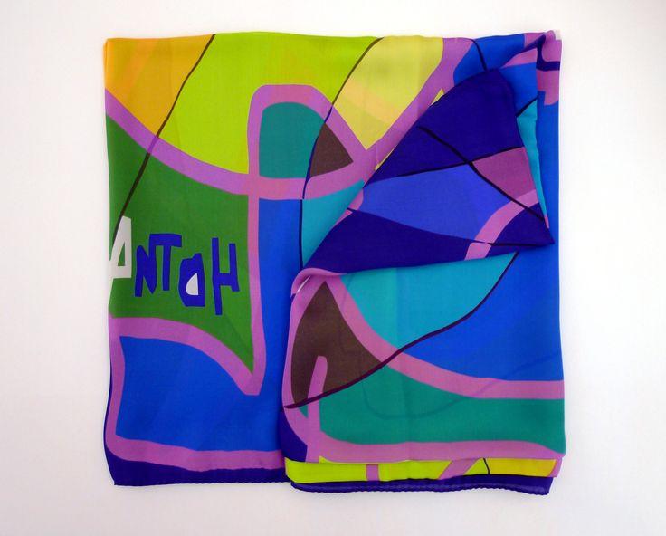 foulard by antoh see wwwart foulardeu - Foulard Color