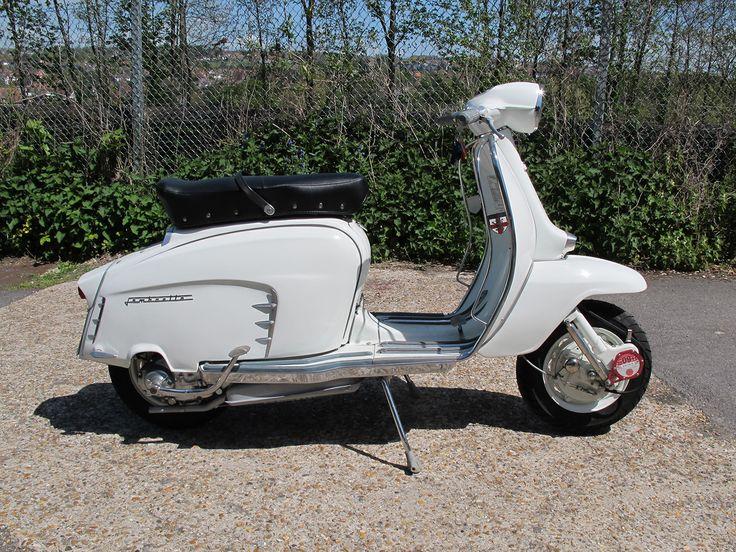 1964 Lambretta TV175