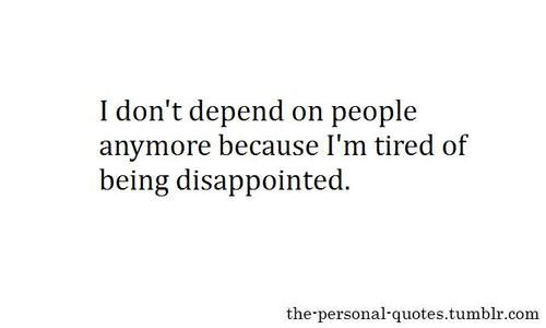Disappointed Quotes About Boyfriend