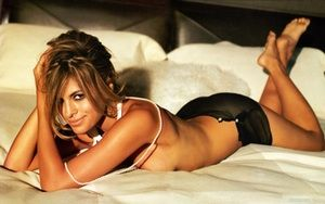 Topless Eva Mendes Feet Pictur... is listed (or ranked) 3 on the list The 41 Hottest Eva Mendes Photos