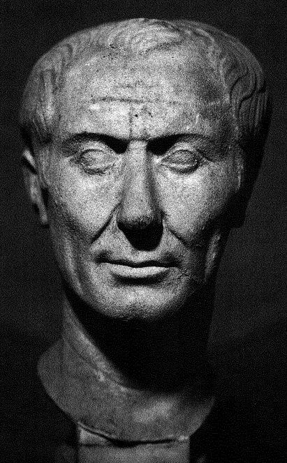 Wk 5: bust of Julius Caesar