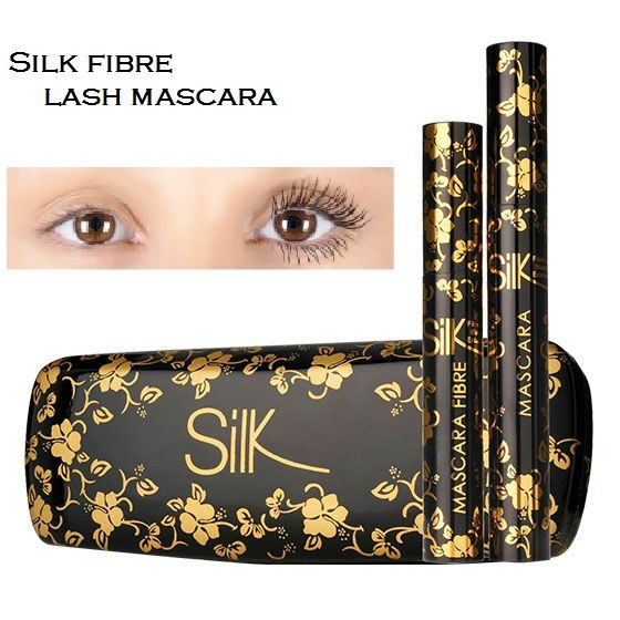 Silk Fibre Lash Mascara www.esilkcosmetics.com Kit.instantly enhances the natural eyelash providing dramatic length and extreme volume. A revolutionary black mascara infused with Cold Pressed Certified Organic Argan Oil works in synergy with tiny brush-on fibres which adhere to the eyelash. This lightweight formula is water resistant and can be re-applied multiple times until desired look is achieved. #Australia #mua #beauty #makeup