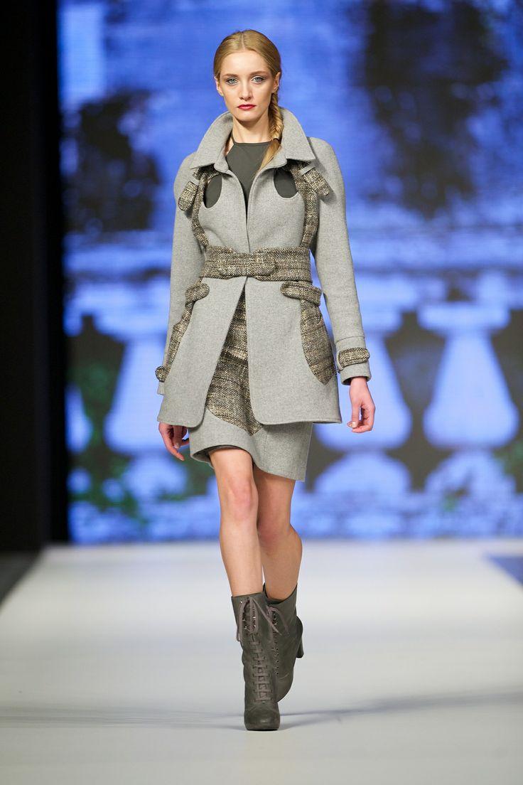KATARZYNA ŁĘCKA Designer Avenue, 10. FashionPhilosophy Fashion Week Poland, fot. Łukasz Szeląg