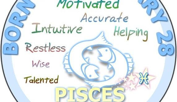 Pisces February 28 - Birthday Horoscope Meanings & Personality Characteristics » Sun Signs