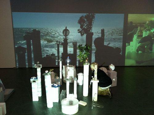 Digital Landscapes Atelier, Reggio Children at MoMA Studio, 2012