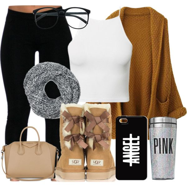 A fashion look from January 2015 featuring long open front cardigan, white crop tank top and black velvet pants. Browse and shop related looks.