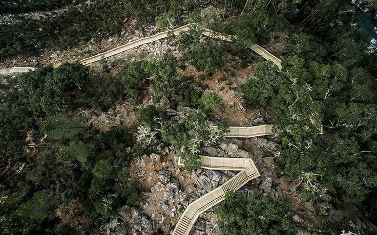 Portugal Paiva Walkways Travel