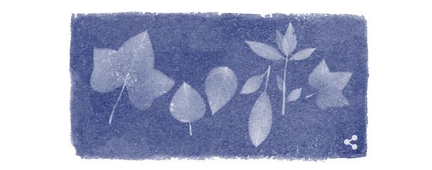 March 16th 2015 - Anna Atkins was an English botanist and photographer. She is often considered the first person to publish a book illustrated with photographic images. Some sources claim that she was the first woman to create a photograph.