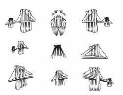 Brooklyn Bridge Outline   www.pixshark.com - Images ...