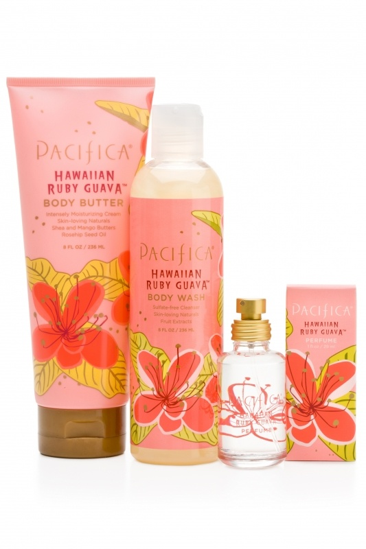 Hawaiian Ruby Guava Value Collection | Pacifica Perfume *One of my favorite scents ~The Veganista Foodie