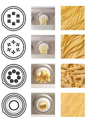 Pasta fresca con Pasta Maker | Philips                                                                                                                                                                                 More