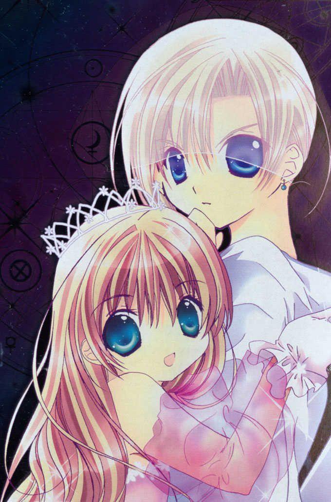 Pin di cute anime couples