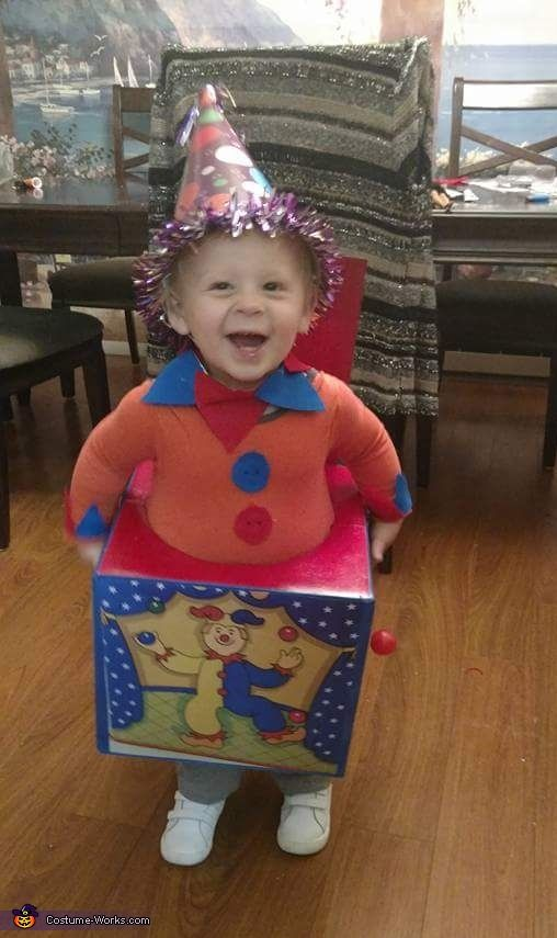 jack in the box baby costume - Amazing Costumes For Halloween