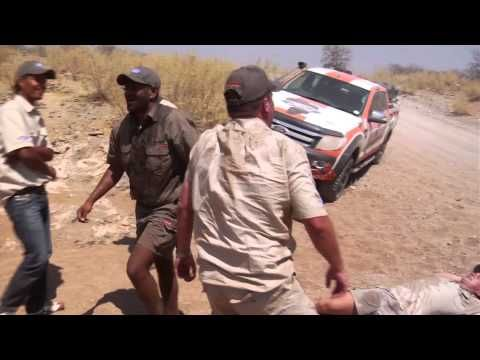Ford Ranger Odyssey Day 3