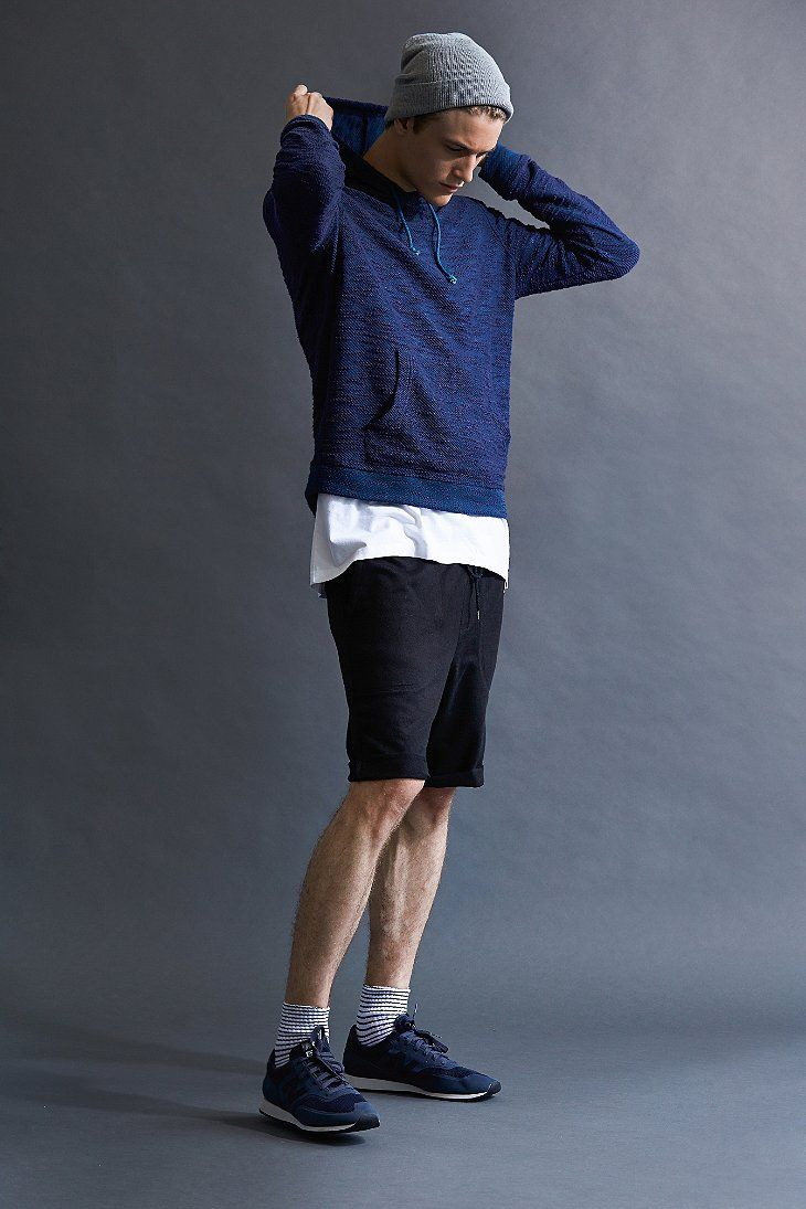BDG French Terry Short