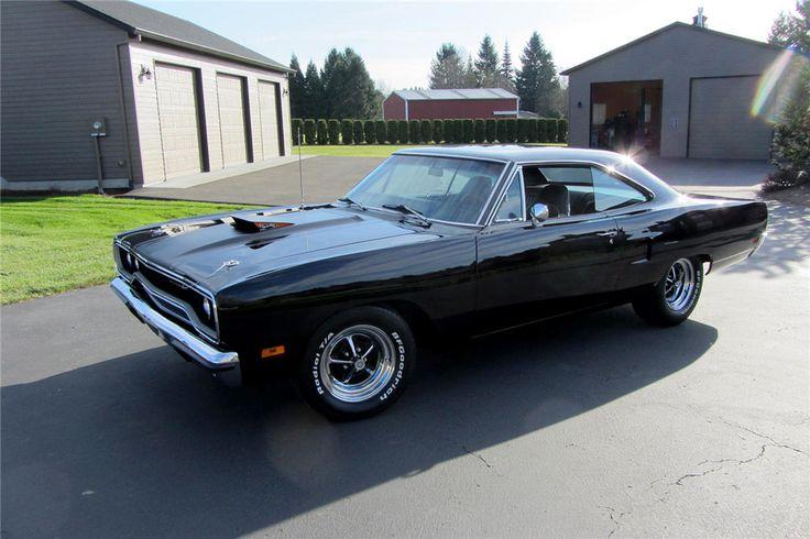 1970 PLYMOUTH HEMI ROAD RUNNER HARDTOP - Barrett-Jackson Auction Company - World's Greatest Collector Car Auctions