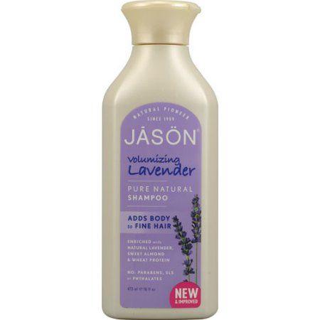 Jason Shampoo Lavender, Multicolor