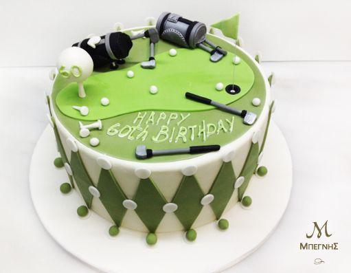 Για τους λάτρεις του γκολφ, μια τούρτα με ιδιαίτερο στιλ! Όποιο κι αν είναι το αγαπημένο σας θέμα γενεθλίων, στη Μπεγνής το αναδεικνύουμε με τον πιο ευφάνταστο και δημιουργικό τρόπο!