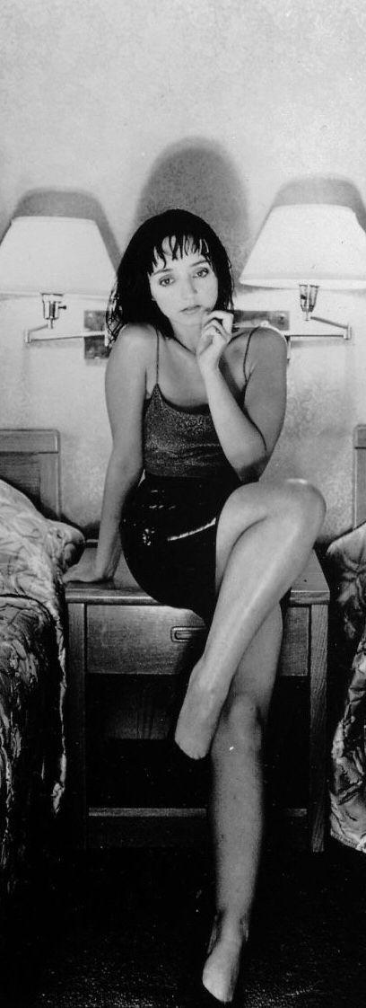Maria de Medeiros as Fabienne in Pulp Fiction