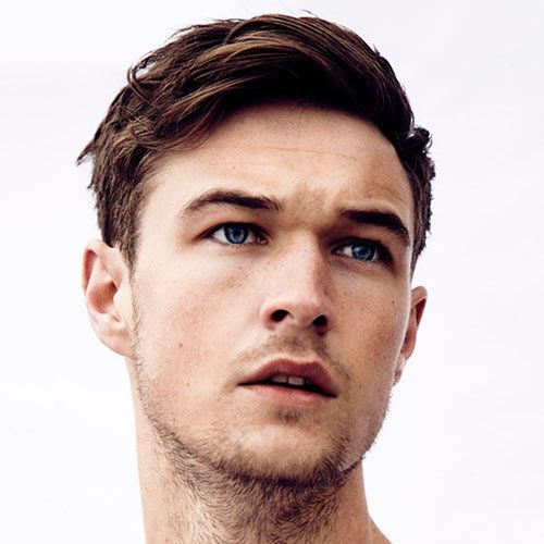 Short Hairstyles For Men With Thick Hair 153 Best Men's Hairstyles Images On Pinterest  Men Hair Styles