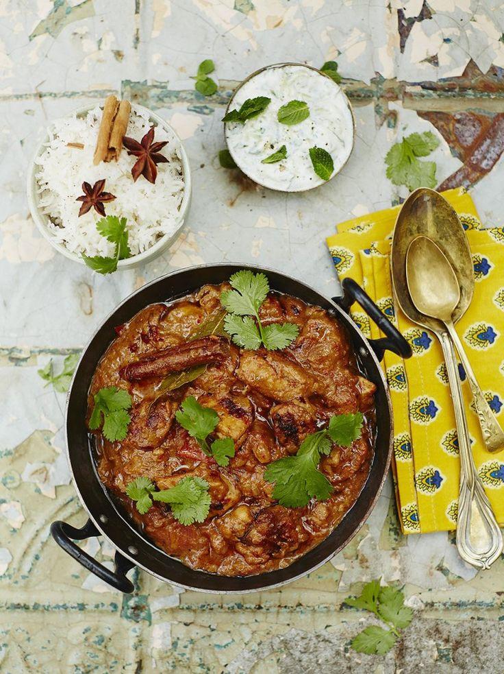 Perfect chicken balti   Jamie Oliver