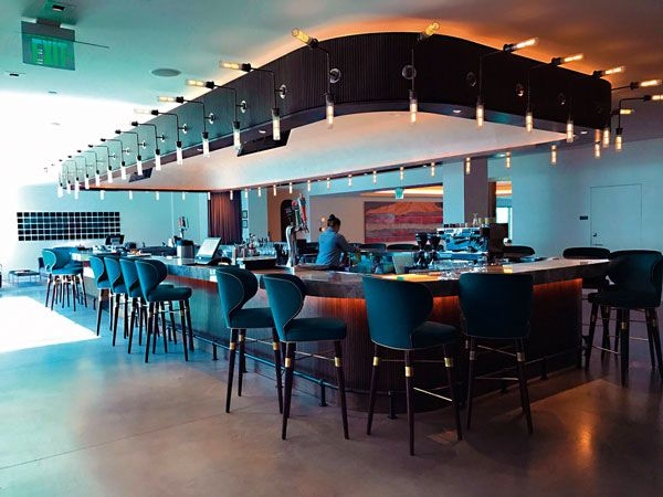 Hearth 61 Restaurant