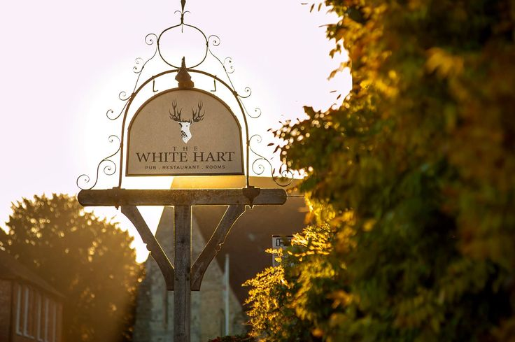 The White Hart ~ Set within the scenic South Downs, sumptuous outdoor dining, a refreshing drinks menu and accommodation is on offer... and hopefully summer sunshine!