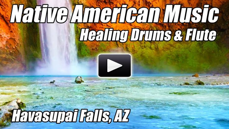 Native American Music Relaxing New Age Spiritual Indian Flute Shamanic D...