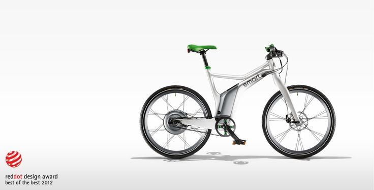 Smart ebike - urban electric mobility