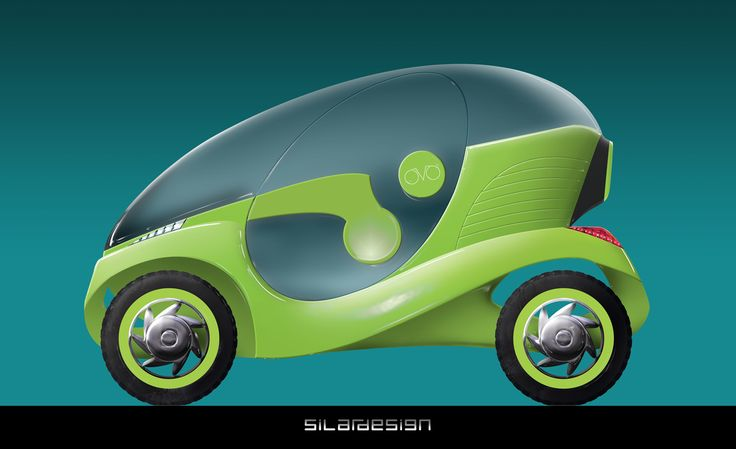 O.V.O. Alien - electric car project