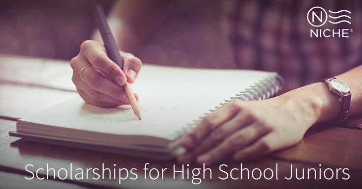 no essay scholarships for juniors in high school