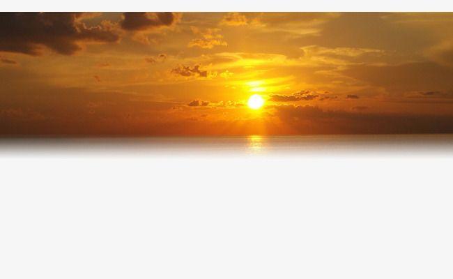 Golden Sky Sunset Sunset Clipart Dusk Sky Png Transparent Image And Clipart For Free Download Sunset Sky Image