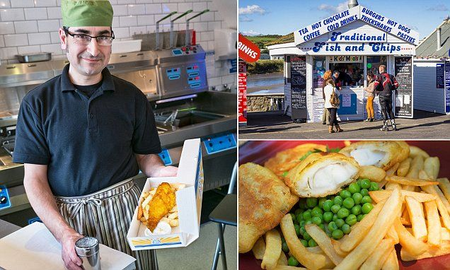 UK's top fish and chip restaurants announced and 4 out of 5 are posh
