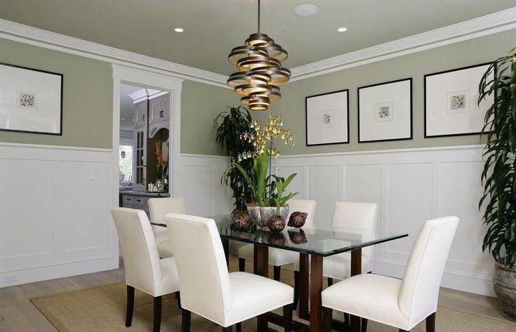 beadboard wainscoting dining room design ~ http://lovelybuilding